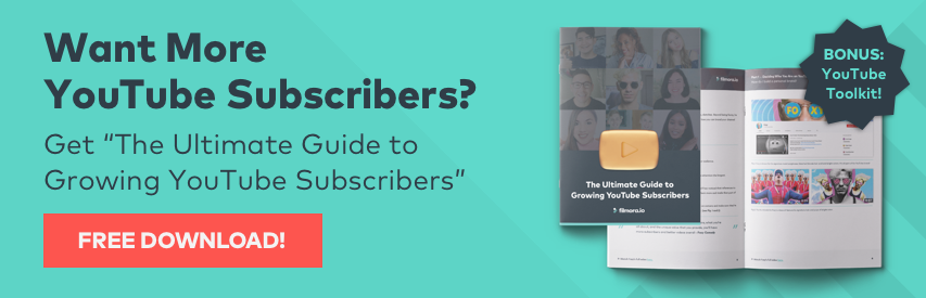 Free YouTube Subscribers! How To Build Your Own Free Subs